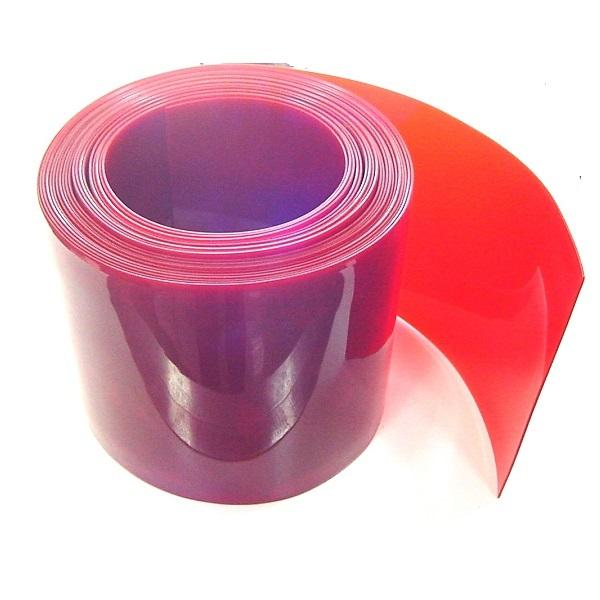 Thumb do produto Cortina PVC 3x300mm Vermelha Transparente MGO